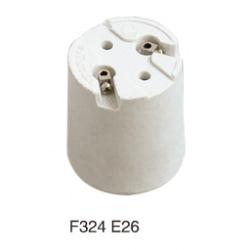 E26 F324 Lamp sockets