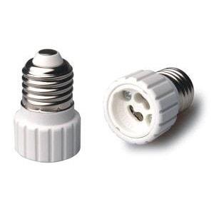 E27 to GU10 Lamp sockets adapter