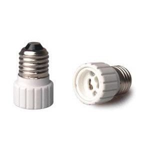 E27 to GZ10 Lamp Sockets Adapter